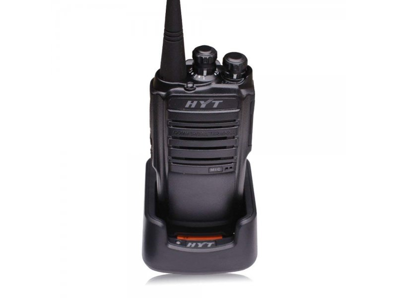 Hytera TC-446S Φορητός επαγγελματικός ασύρματος πομποδέκτης PMR446 με 16 κανάλια