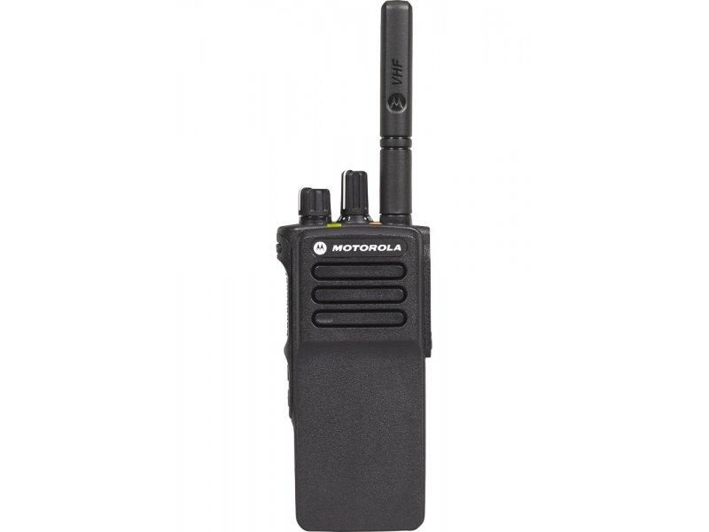 Motorola DP4400e Mototrbo Ασύρματος πομποδέκτης VHF - Ψηφιακός