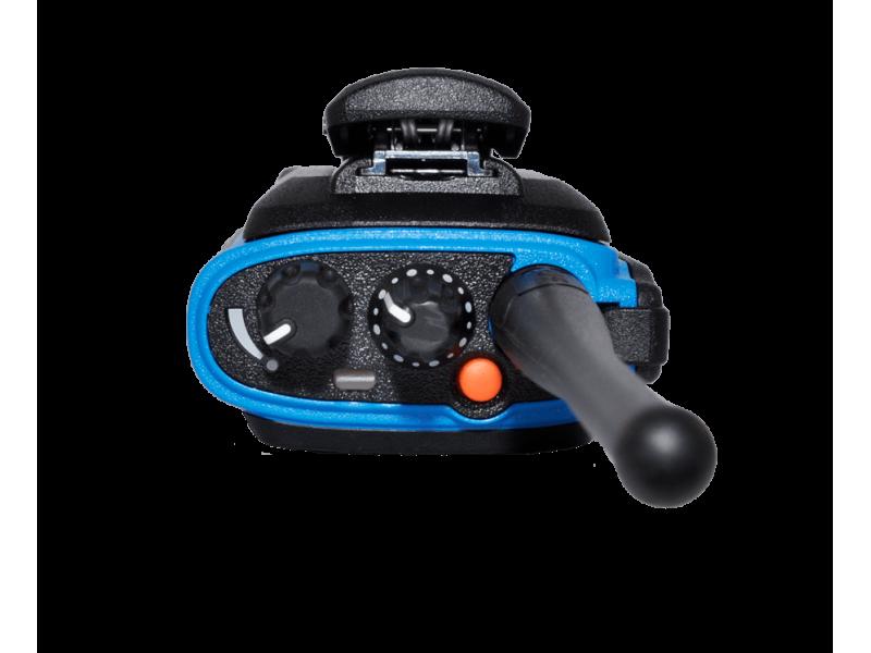 Motorola DP4801 Ex ATEX Digital UHF - Αντιεκρηκτικός Ασύρματος Πομποδέκτης για Επικίνδυνες Ζώνες