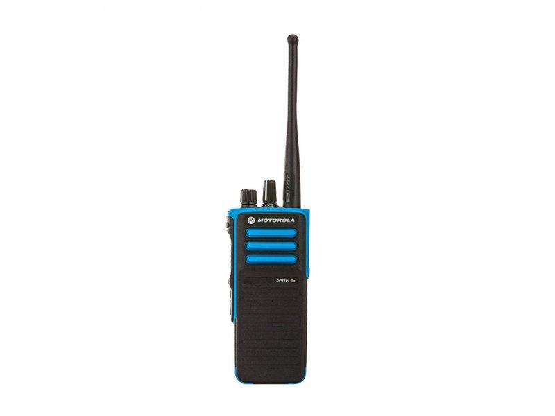 Motorola DP4401 Ex ATEX Αντιεκρηκτικός Ασύρματος Πομποδέκτης για Επικίνδυνες Ζώνες