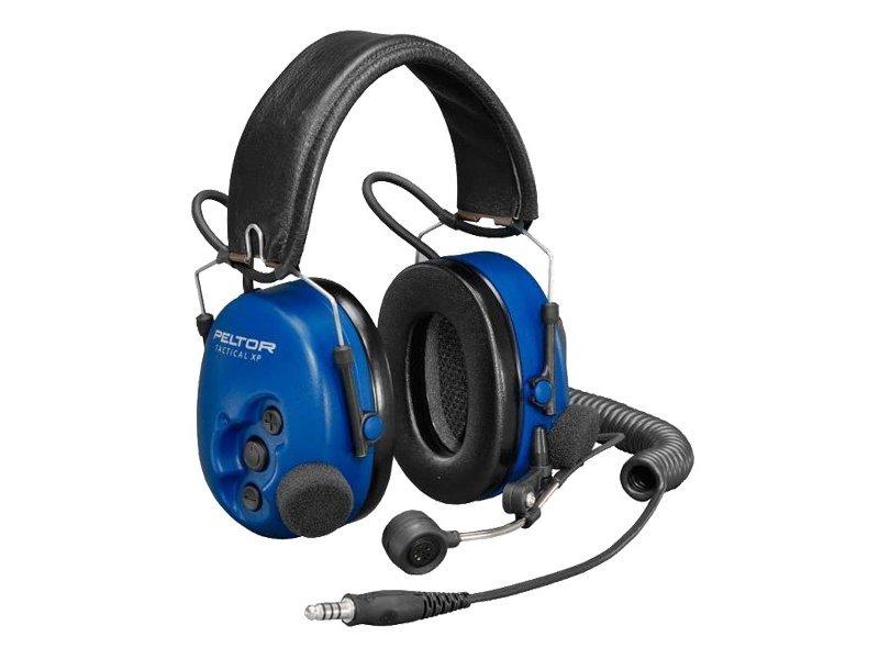 Motorola PMLN6090 3M Peltor Tactical Heavy-Duty Headset (ATEX)