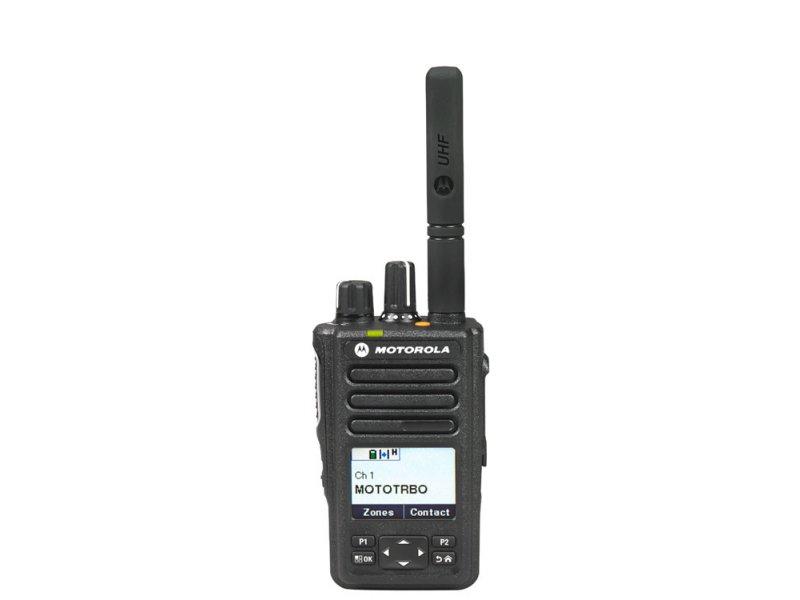 Motorola DP3661e Mototrbo Ασύρματος Επαγγελματικός πομποδέκτης IP68