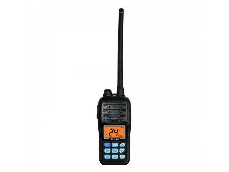 Recent RS-36M VHF Marine 5 Watt