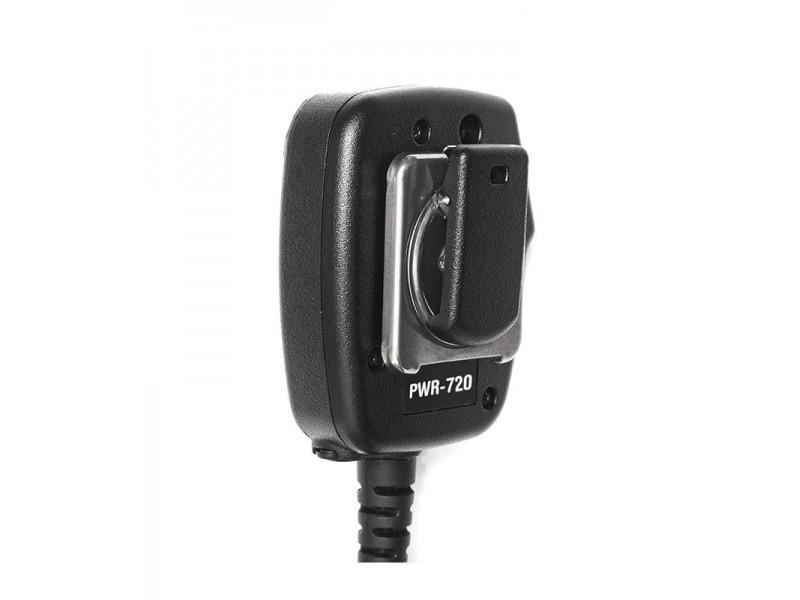 Επαγγελματικό Μικρομεγάφωνο με λειτουργία έκτακτης ανάγκης & IP-55 PWR-7200E-STP8000