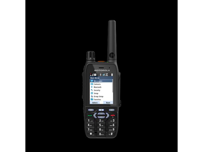 Motorola Tetra MXP600