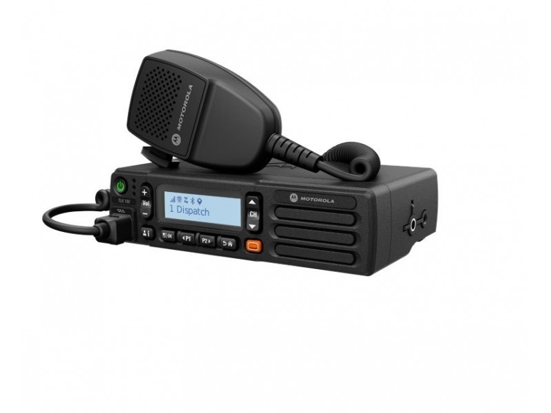Motorola TLK 150 Wave PTX PTT-Over-Cellular Vehicle / Base Two Way Radio