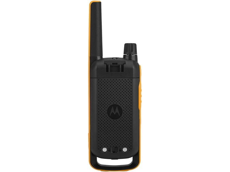 4 Τεμάχια Motorola Talkabout T82 Extreme Ασύρματοι πομποδέκτες